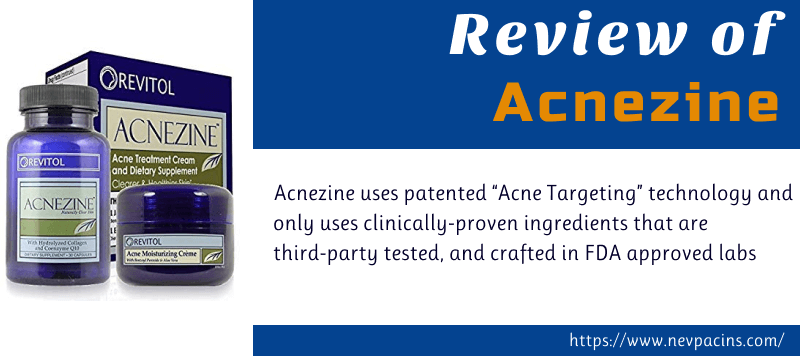 acnezine review