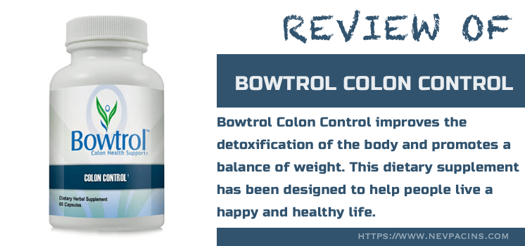 Bowtrol Colon Control