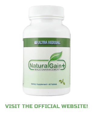 Natural Gain Plus Man Improvement Pill Penis