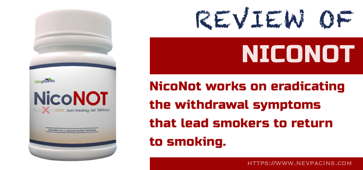 niconot stop smoking