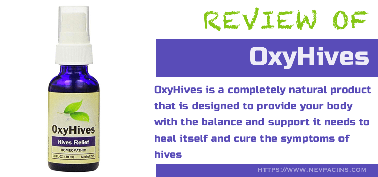 What is OxyHives?