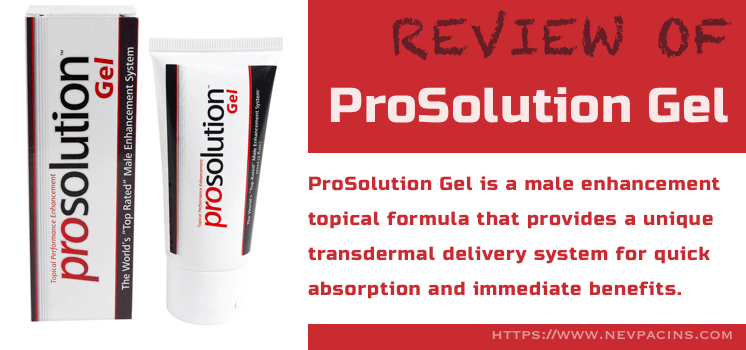 prosolution gel promo